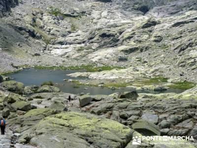 Parque Regional Sierra de Gredos - Laguna Grande de Gredos;puente san jose;rutas montaña madrid